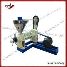 Venta caliente 6yl-80 tornillo prensa de aceite de la máquina/tornillo prensa de aceite para australia