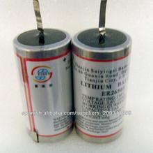 baterías de alta temperatura del downhole