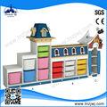 Venda quente projeto o mais atrasado baratos crianças/crianças armário de brinquedos
