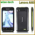 Venta al por mayor de lenovo teléfono a prueba de agua 4.0'' lenovo a660 teléfono androide mtk6577