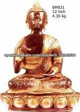 Estatua de Buda de Bronce