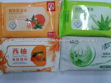 cuidado de la piel toallitas húmedas