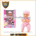 Juguetes del bebé fábrica más reciente muñecos juguete sin ropa con español idimoa