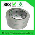 china proveedor directo super cinta transparente de embalaje de fábrica precio de sellado de cinta
