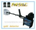 Deep search detector de ouro, terra de ouro máquina de detecção de tec-5000