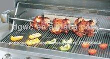 Rotis kit com motor, kit para churrasco churrasqueira, churrasco conjunto de ferramentas, motor elétrico set