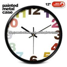 reloj de pared al por mayor
