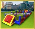 Hotsale cancha de fútbol inflable/g6057 de tono