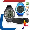 Profesional bodyfit 5.3k fitness la frecuencia del pulso de alarma del reloj de silicona bofetada reloj del ritmo cardíaco