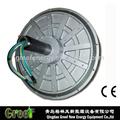 Générateur de turbine hydro, low rpm générateur magnétique permanent