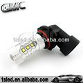 Acessório do carro ford focus 9006/hb4 80w nevoeiro diodo emissor de luz