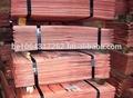cátodos de cobre