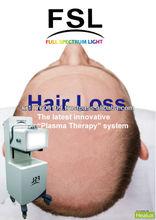 La pérdida del pelo de la máquina de luz( de plasma de la terapia de luz sistemas)