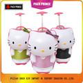 Hello kitty design cartoon travel luggage bag