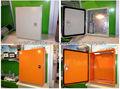Utilizado normalmente para alojamiento cerrado de equipo eléctrico