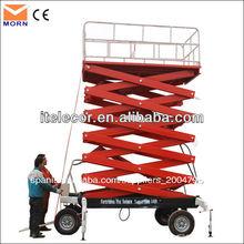 muebles de equipos de elevación