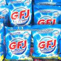 125G GFJ mancha removedor de lavandería detergente