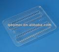 bandeja de plástico desechables para el embalaje electrónico