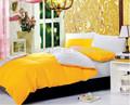de lujo de colores brillantes conjunto ropa de cama para el hogar usando