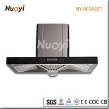 2013 nuevo diseño sin ductos campanas extractoras de cocina/de acero inoxidable sin ductos capilla de la gama