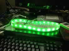 el más reciente 2014 de luz led zapatos de suela de fábrica de jinjiang