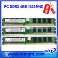 Pièces d'ordinateur rma moins 1% 4gb ddr3 carte mémoire pour pc