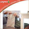 La bolsa de asas de la lona impresa personalizada