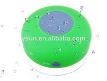 altavoces a prueba de agua de ducha Altavoz manos libres redonda