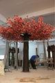 El más nuevo de alta calidad al por mayor de plantas artificial/flor de cerezo falso de árboles para la decoración