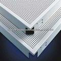 clip de aluminio en la placa de techo 600x600
