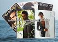 A todo color de la revista Perfect Binding Impreso
