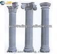 baratos granito gris romaníes estilo pilar de la columna