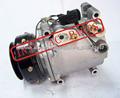 Conditioing aire MSC105C compresor Compresor de CA para Mitsubishi Montero Sport 1997-2004 MR315442 MR360532 AKC200A551J