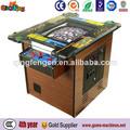 cóctel de arcade de escritorio de la máquina arcade juego de la máquina
