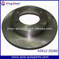 disco de freno del rotor para TOYOTA 4 RUNNER 43.512-35.280