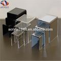 cadeira de acrílico transparente de acrílico barato cadeira de jantar
