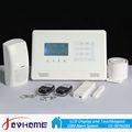 100 Wireless ZonesPIR Home ladrón de la seguridad del sistema de alarma Auto Dialer marcación con teclado táctil elegante y avan