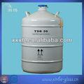 contenedor de nitrógeno líquido biológico tipo de transporte