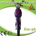 Yada em36 48v 350w 10- pulgadas sin escobillas pmdc ciclomotor eléctrico motorcyle para adultos