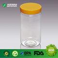 garrafa de plástico de fábrica