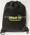 2013 promocional no tejido de bolsas de zapatos