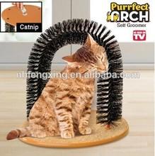 Arco en animales domésticos como se ve en tv