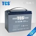 El mejor precio y de la marca/6- dzm- 35/bateria moto fácil