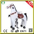 Oi 2014 venda quente engraçado mecânica passeio a cavalo.cavalo de brinquedo sobre rodas para crianças
