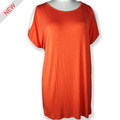 2013 de moda blusa de moda de señora tira camisas cota