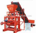 Qtj4-35 manual de bloque hueco de hormigón que hace la máquina precio