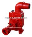 diesel de alta presión de la bomba de agua con un pequeño motor de la bomba de agua