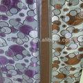 patrón círculo baratos tapicería de tela para cortinas