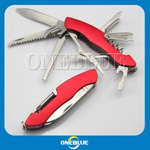 Cuchillo multifunción, múltiples cuchillo de bolsillo, multi- propósito cuchillo
