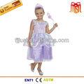 los niños led de carnaval disfraz de princesa